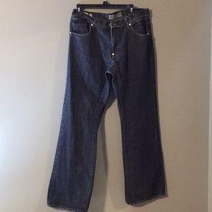 Paper Denim & Cloth Men's full boot jeans size 34